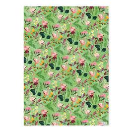 Geschenkpapier Flamingo