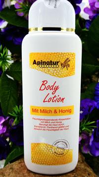 Milch-Honig-Bodylotion 250ml