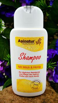 Milch-Honig-Shampoo, 200ml