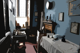 Ironing room