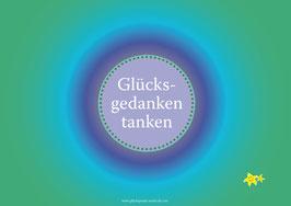 PDF-Vorlagen für 40 Glücksgedanken-Karten