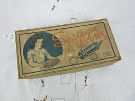Seringue à décorer vintage