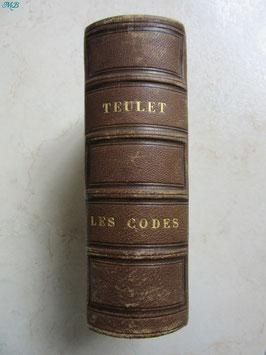 Les codes, Teulet