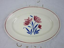Plat Badonviller fleurs
