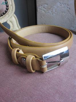 Ceinture en cuir Longchamp