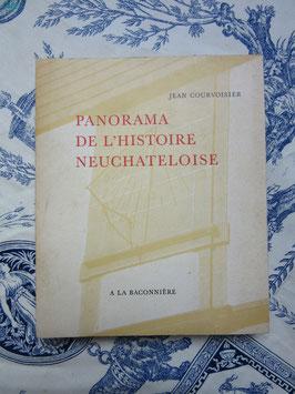 Panorama de l'histoire Neuchateloise, Jean Courvoisier