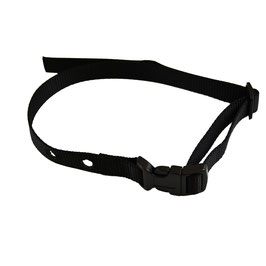 DFG Black Adjustable Nylon Replacement Collar  (Quick Release)