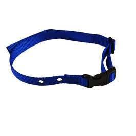 DFG Blue Adjustable Nylon Replacement Collar  (Quick Release)