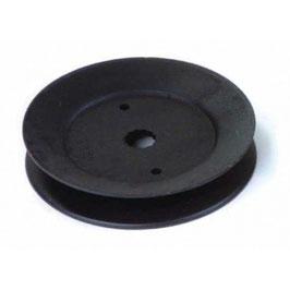 Poulie à gorge en V Ø 108 mm. N° 153531
