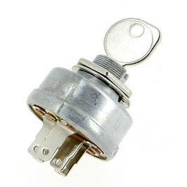 Contacteur à clé 5 bornes. Allumage type magnéto