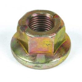 Ecrou de palier Ø int. 132,5 mm. Al. 12,8 mm.
