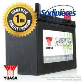 Batterie YUASA Garden U1R9 12V 30Ah