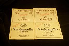 LARSEN - ЛАРСЕН - Комплект струн для виолончели, фирма Larsen Strings, Дания - купить