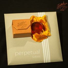 Pirastro - perpetual Soloist Cello SET + Laubach Cello Gold Rosin