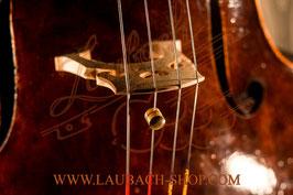 Волкодавка для виолончели латунная шайбовая купить