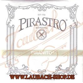 PIRANITO струны для скрипки PIRASTRO