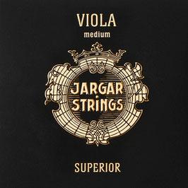 JARGAR SUPERIOR Viola  - набор струн для альта чёрный  4/4 купить