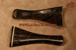 Акустический подгрифник - струнодержатель для АЛЬТА французской модели French,  черное эбеновое дерево