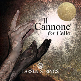 Il Cannone  strings  for cello  SET Larsen