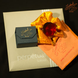 Pirastro - perpetual Soloist Cello SET + Laubach Cello Rosin + Laubach Cleaning and Polishing Cloth