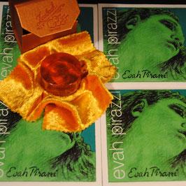 EVAH PIRAZZI детский набор скрипичных струн + Канифоль Laubach Gold Rosin  для скрипки и альта купить