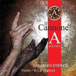 IL CANNONE WARM & BROAD  отдельно струна A для скрипки Ларсен в комплектации: