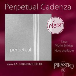 Комплект струн для скрипки CADENZA Perpetual  PIRASTRO купить