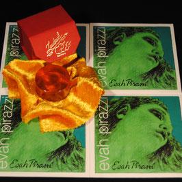 Evah Pirazzi Viola комплект альтовых струн Pirastro  + Laubach канифоль