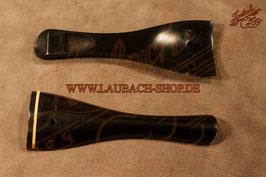 Струнодержатель для скрипки 4/4 модель Tulpenform, круглая