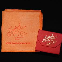 LAUBACH-High-Tech- платочек +  Канифоль Laubach  для скрипки и альта купить