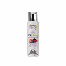 SCRUBERRY ESFOLIANTE 3 IN 1 VISO E CORPO Parentesi Bio