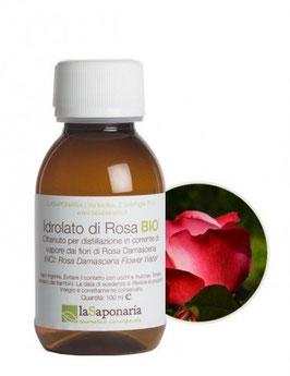 Idrolato di rosa bio La Saponaria