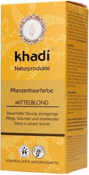 Tinta Vegetale - Biondo Medio (Miele) Khadì