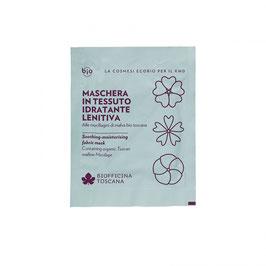 Maschera in tessuto idratante-lenitiva Biofficina Toscana