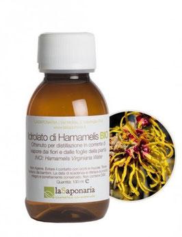 Idrolato di hamamelis bio La Saponaria