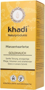 Tinta Vegetale - Biondo Oro Khadì