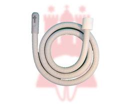 Saugschlauch groß (17,5mm) inkl. Handstück, Grobfilter und Saugeransatz für FD 7000