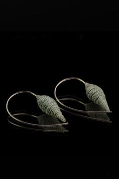 Ohrhänger Spindel