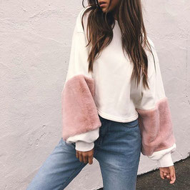 Pullover Pinky Woolly