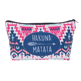 Necessaire pinky Hakuna Matata