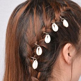 Haarschmuck Muscheln