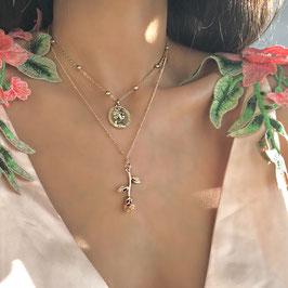 Halskette La Rosa
