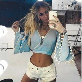 Shirt Azulina