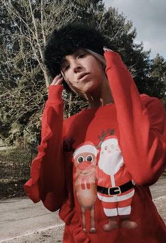 Pullover Fashion Santa