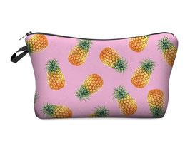Necessaire rosa Ananas