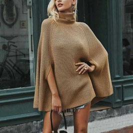Pullover Poncho Naemi