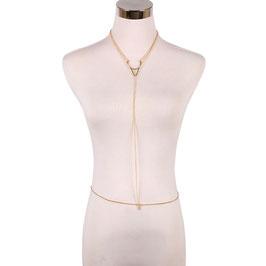 Bauch-Halskette Jolin