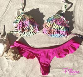 Bikini pink Indian