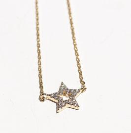 Halskette / Choker Estrella
