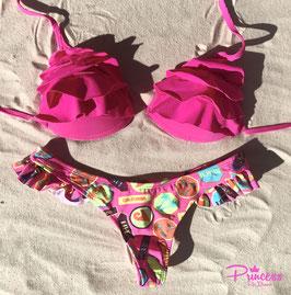 Bikini pink SURF